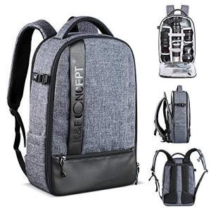 カメラバッグ外寸は長さ46cm、幅28cm、奥行き14cmで、およそ18L大容量なバッグパックです。...