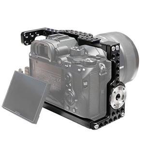 NICEYRIG カメラケージ Sony A9 / A7 / A7III / A7MIII / A7...