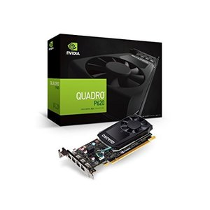 ELSA EQP620-2GER Quadro P620/GDDR5 2GB Mini Displa...
