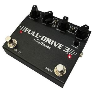 Fulltone FULL-DRIVE 3 [Black Case] 並行輸入品