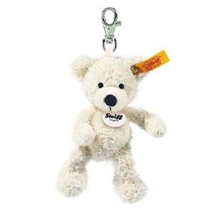 シュタイフ キーリング キーホルダー テディベア ロッテ Steiff Teddy Bear Lotte 111785 [並行輸入品]|yokobun