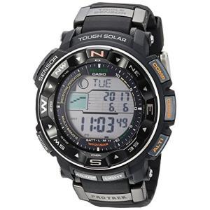CASIO カシオ PRO TREK プロトレック メンズ 腕時計 電波ソーラー PRW-2500R-1CR 海外モデル 逆輸入 [逆輸入品] yokobun