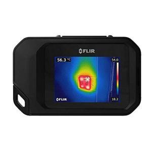 FLIR(フリアー) iPhone/iPad用 FLIR C3 コンパクトサーモグラフィ Wi-Fi [並行輸入品] yokobun