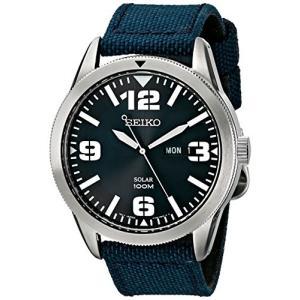 [セイコー]Seiko 腕時計 Sport Solar Analog Display Japanese Quartz Blue Watch SNE329 メンズ [逆輸入] yokobun