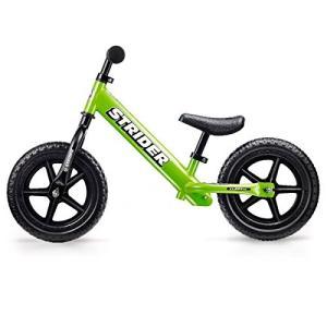 キッズ用ランニングバイク STRIDER (ストライダー) クラシックモデル グリーン 日本正規品