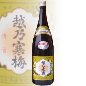 (新品商品)越乃寒梅 別撰 1800ml 日本酒 越乃寒梅 石本酒造
