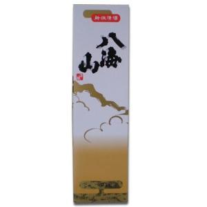 化粧箱(八海山300ml瓶専用 1本入り用)|yokogoshi