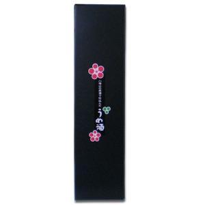 化粧箱 (八海山の原酒で仕込んだ梅酒専用720ml 1本入り用)|yokogoshi
