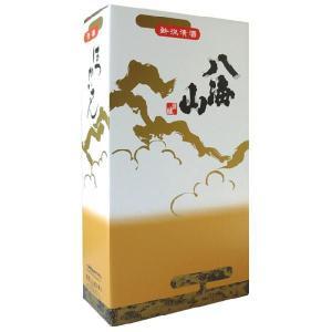 化粧箱 (八海山純米吟醸専用 1800ml 2本入り用 )|yokogoshi