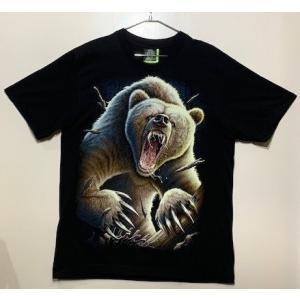 【ポイント】 インスタなどで人気沸騰中の3DアニマルプリントTシャツ サイド縫い目がないので着心地バ...