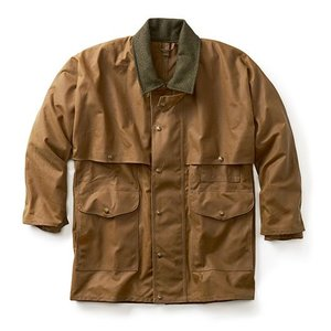 Filson Tin Cloth Packer Coat  #10001|yokohama-marine-and-supply