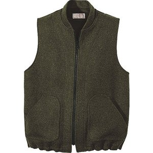 Filson MACKINAW WOOL ZIP IN VEST LINER #10033|yokohama-marine-and-supply