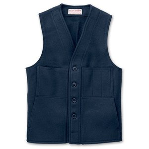 Filson Mackinaw Wool Vest フィルソンマッキノウールベスト  #10055|yokohama-marine-and-supply