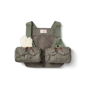 FILSON  Mesh Fly Fishing Strap Vest 11010670|yokohama-marine-and-supply