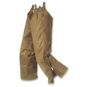 FILSON  Double Tin Chaps with Leg Zippers-Husky #11014024|yokohama-marine-and-supply
