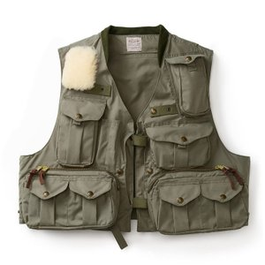 Filson Fly Fishing Guide Vest #16000|yokohama-marine-and-supply