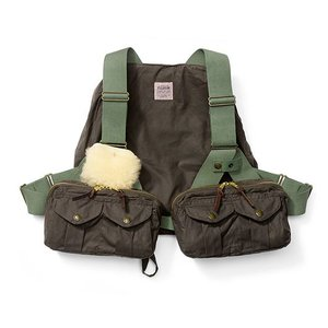 FILSON Foul Weather Fly Fishing Vest #16002|yokohama-marine-and-supply
