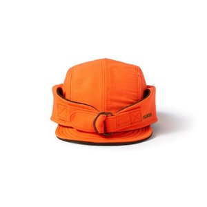 Filson  Blaze Orange Big Game/Upland Hat #60065|yokohama-marine-and-supply