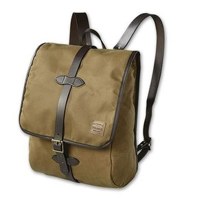 FILSON   Tin Cloth Backpack  #70017|yokohama-marine-and-supply