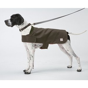 Filson Shelter Cloth Dog Coat  11090100|yokohama-marine-and-supply