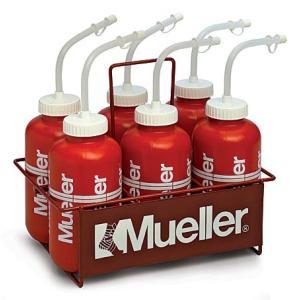 Mueller ミューラー スポーツボトルキャリー(6本分) #020503|yokohama-marine-and-supply