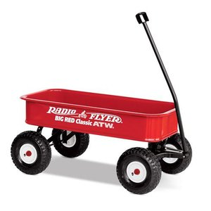 ラジオフライヤー Radio Flyer Big Red Classic ATW #1800|yokohama-marine-and-supply
