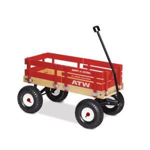 ラジオフライヤー Radio Flyer All-Terrain Cargo Wagon #29|yokohama-marine-and-supply