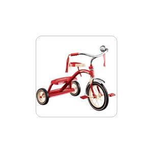 ラジオフライヤー Classic Red Tricycle (12
