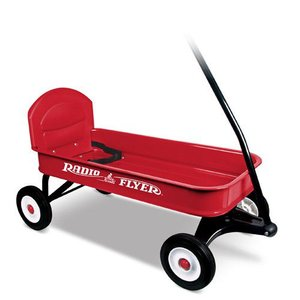 ラジオフライヤー Radio Flyer #93B  Ranger Wagon|yokohama-marine-and-supply