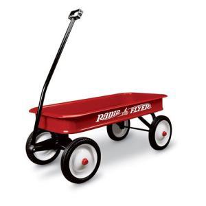 ラジオフライヤー Radio Flyer Classic Red Wagon #18|yokohama-marine-and-supply