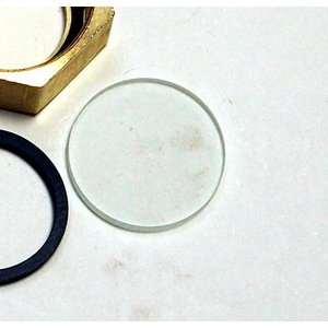武井バーナーパープルストーブパーツ 301用メーター用ガラス|yokohama-marine-and-supply