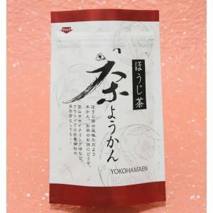 ほうじ茶羊かん|yokohamaen-cha
