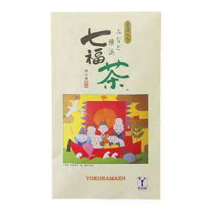 みなと横浜金箔入り七福茶 [70g]|yokohamaen-cha