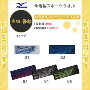 【名入れ1段無料】 タオル スポーツ ミズノ 記念品 卒団 スポーツタオル(32jy0101)