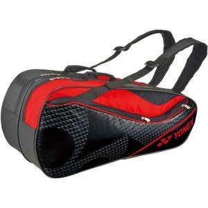 ■情報 テニスラケットが最大6本収納可能なラケットバッグ。 素材:ナイロン+PVCターポリン+PVC...