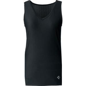 コンバース バスケットボール ウィメンズコンプレッションインナー(ノースリーブ) 16FW ブラック...