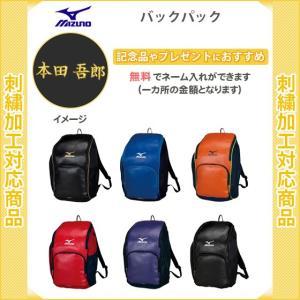 【名入れ無料】 スイミングバッグ 水泳用品 水泳 ミズノ リュック スポーツ バックパック(n3jd5000)