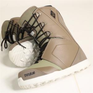 美品 18-19 thirtytwo Lashed Bradshaw サイズUS7(25.0cm) 【中古】スノーボード ブーツ 靴 スノボ サーティーツー ラッシュ ブラッドショー パーク 2019年