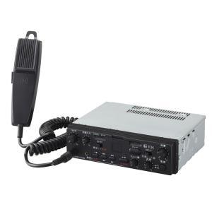 TOA  車載用PAアンプ拡声器スピーカーセット(代引不可)40W SDカード対応  CA-407SD+SC-730AX2|yokoproshop|02