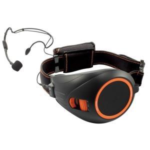 TOA  ハンズフリー拡声器ER-1000BK|yokoproshop