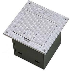 TOA  フロアコンセントボックス(ブランクパネル)/  FX-1-01BK|yokoproshop