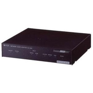 TOA  ネットワークオーディオアダプター 1U<代引不可> NX-100S|yokoproshop
