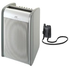 JVC 800MHz帯ポータブルワイヤレスアンプ(シングル) PE-W51SCDB+WT-U85X1+WM-P980X1|yokoproshop