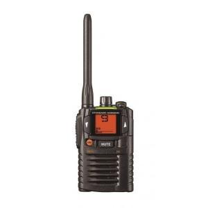STANDARD HORIZON(八重洲無線) 特定小電力トランシーバー/ブラック色(47ch/中継器対応 免許資格申請不要) SR70 yokoproshop