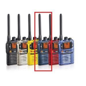 STANDARD HORIZON(八重洲無線) 特定小電力トランシーバー/ネイビー色(47ch/中継器対応 免許資格申請不要) SR70 yokoproshop