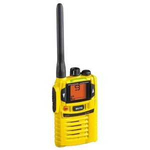 STANDARD HORIZON(八重洲無線) 特定小電力トランシーバー/イエロー色(47ch/中継器対応 免許資格申請不要) SR70 yokoproshop