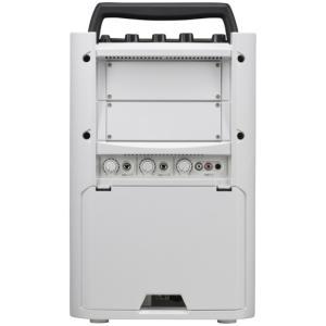 TOA 800MHz帯ワイヤレス・ポータブルアンプ/シングル WA-2700+WM-1220X2+WTU-1720|yokoproshop|02