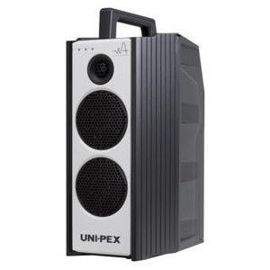 ユニペックス 300MHz帯防滴形ハイパワーワイヤレスアンプ/シングル  WA-371+WM-3400X2+SU-350|yokoproshop|03