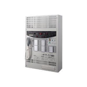 Panasonic 壁掛形 非常用放送設備(15局)60Wセット品  WK-EK115A+WU-PK206+NCB-165A ※写真はWK-EK120Aです。 yokoproshop