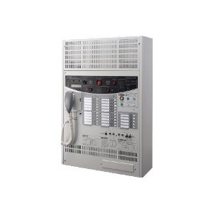 Panasonic 壁掛形 非常用放送設備(20局)240Wセット品  WK-EK120A+WU-PK124+NCB-600 yokoproshop
